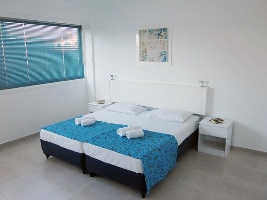 Margarita Napa Apartments : Bedroom