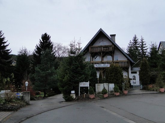 Haus Am Hirschsprung: Buiten aangezicht