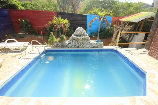 Hostal Casa Jamaica: Pool