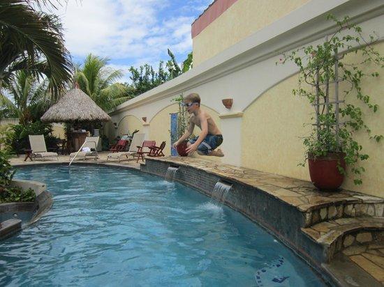 Hotel Xalteva: Mid Day cool off