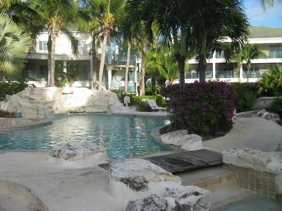 The Sands at Grace Bay: one of the pools
