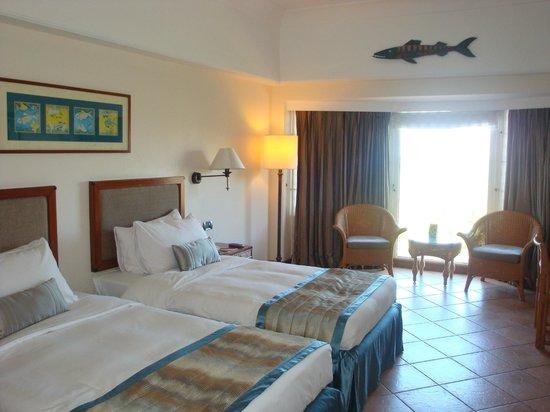 Taj Fisherman's Cove Resort & Spa, Chennai: sea view room