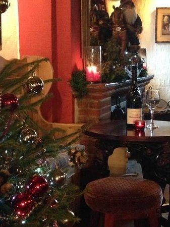 The Tavern: Tavern at Christmas
