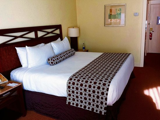 Crowne Plaza Santo Domingo: Nice bed