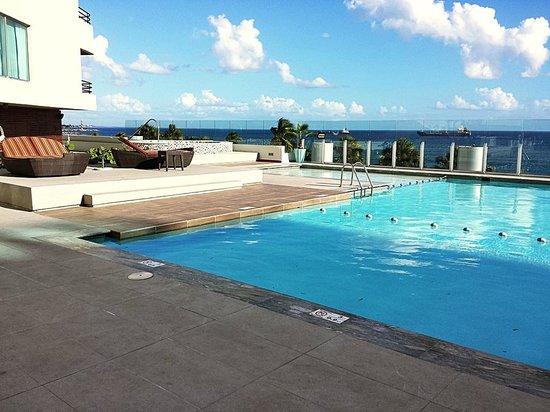 Crowne Plaza Santo Domingo: Pool