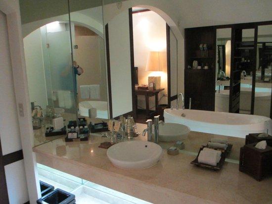 Novotel Bali Benoa : Bathroom 4