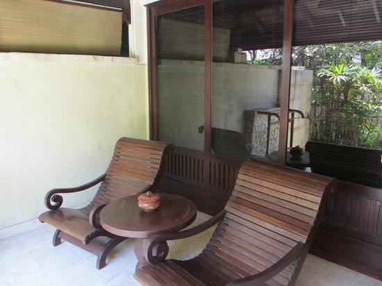 Novotel Bali Benoa: Outside Room