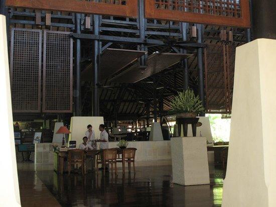 Novotel Bali Benoa: Hotel Lobby