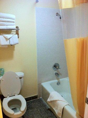 Days Inn San Simeon: banheiro