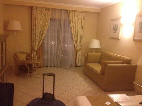 Maritim Antonine Hotel & Spa: Seating area