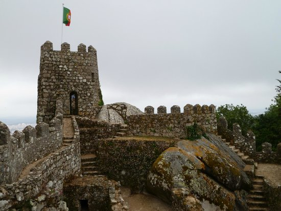 Castle of the Moors : Мавританский замок 1