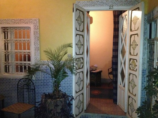 Hotel Sherazade: Room view
