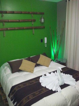 Wifala Thematic Hotel Boutique : Habitación SHIPIBO