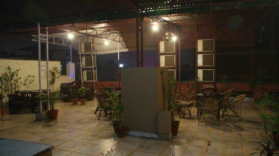 Hotel Shelton : Rooftop restaurant