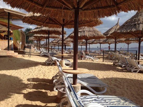 Maritim Jolie Ville Golf & Resort: Beach area