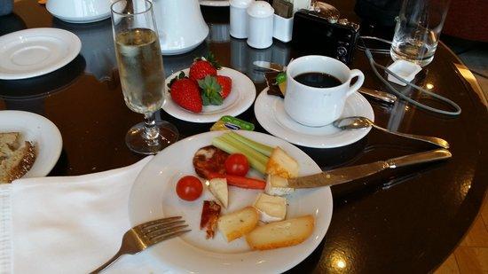 Corinthia Hotel Lisbon: Breakfast