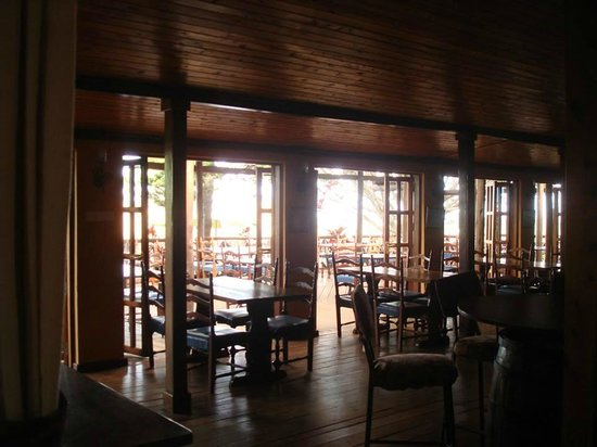 Aero Club of East Africa: 1930's Dining Area