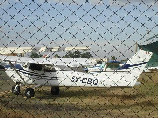 Aero Club of East Africa: Aeroplanes