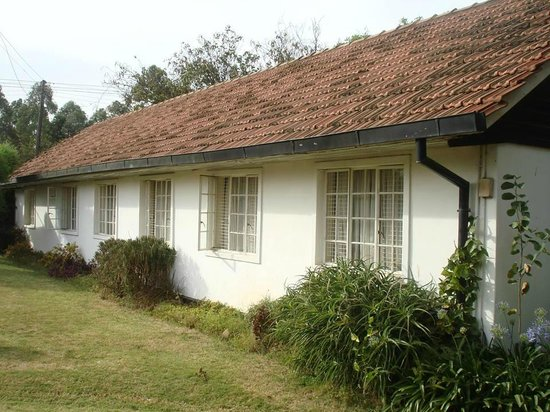 Aero Club of East Africa: Accomodation