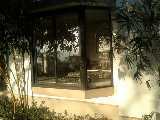 U-tan Sea Resort : Room from outside