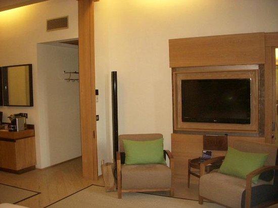 Babuino 181: TV in bedroom