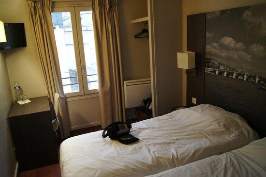 hotel Victoria : Czysto i schludnie