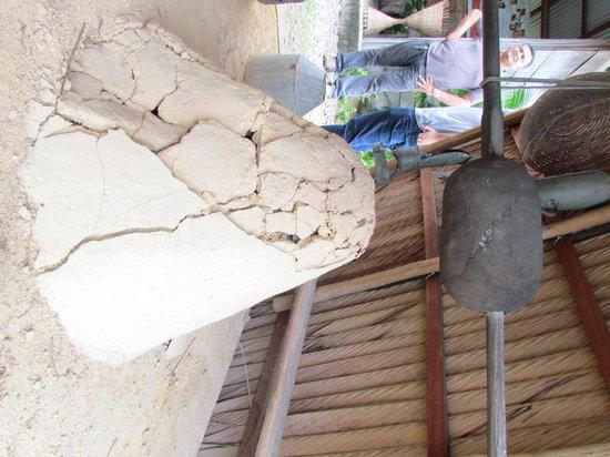 Cultural Centre of the Peoples of the Amazon : Para o trabalho da borracha
