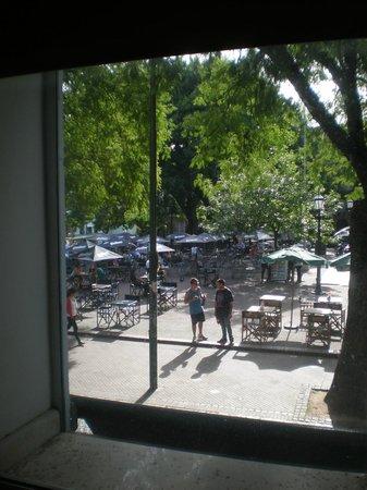 Telmho Hotel Boutique : dalla finestra del 101