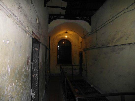 Kilmainham Gaol: Gaol corridor