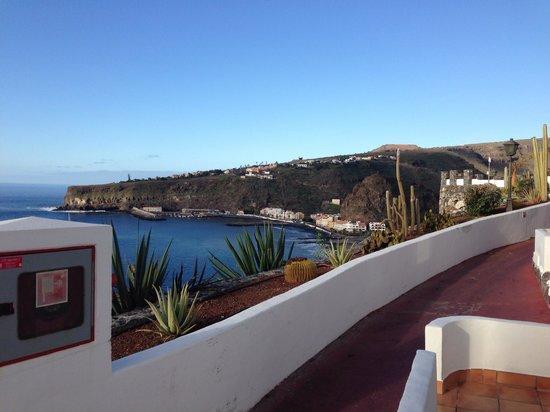 Hotel Jardin Tecina: View