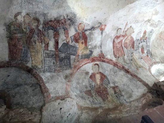 Site Troglodyte de Jonas: Chapelle