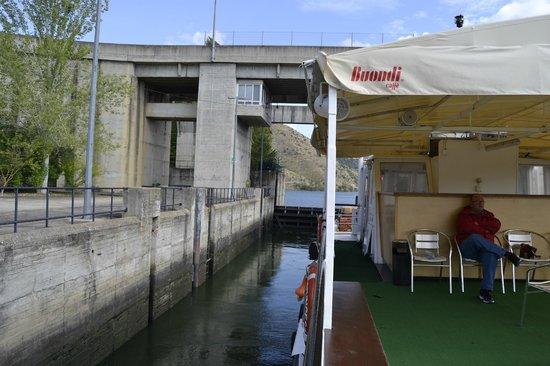 DouroAzul : Subida da barragem