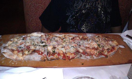 Romano's Macaroni Grill: Pizza