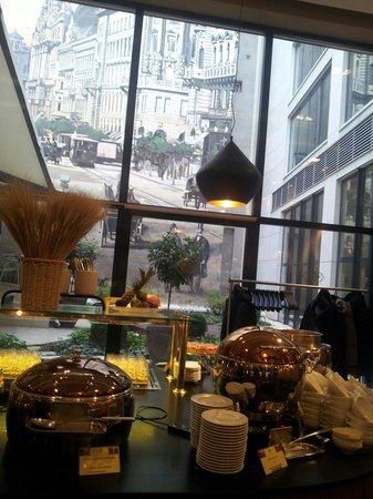 Araz Restaurant Budapest: Beautiful decor
