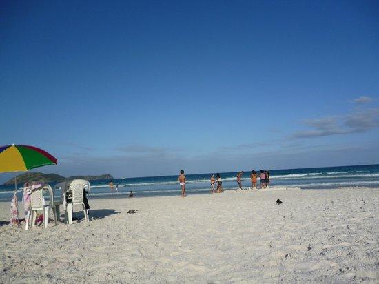 Caribe Park Hotel: La playa a una cuadra