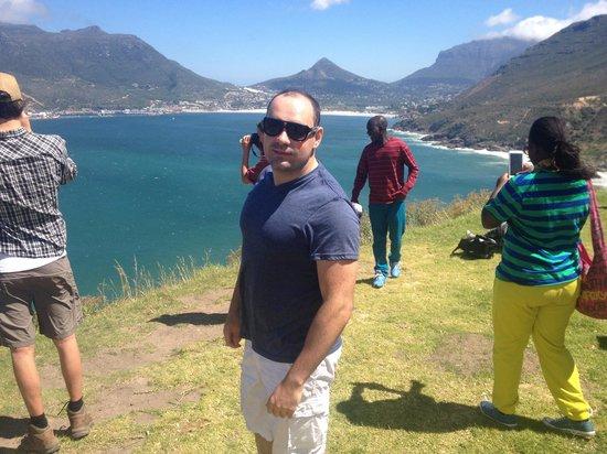 Baz Bus - Day Tours: Cape point