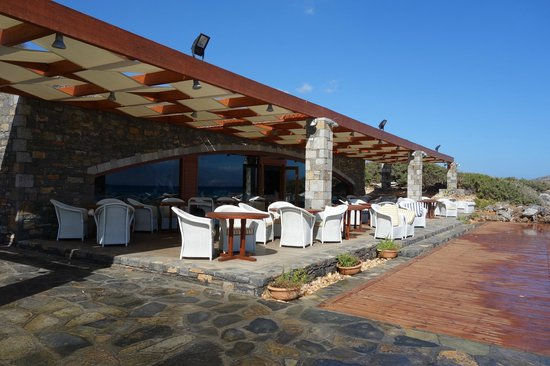 Elounda Bay Palace: Restaurant a la Card