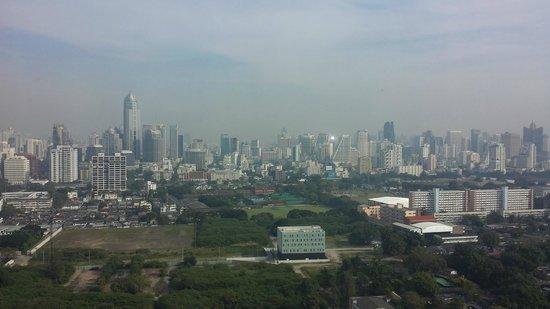 AETAS lumpini: Aussicht aus der Executive Lounge