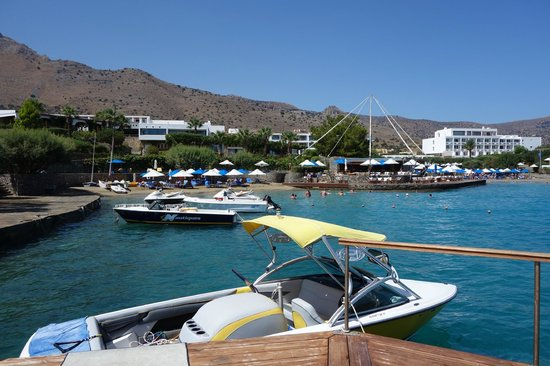 Elounda Bay Palace: Poolblick