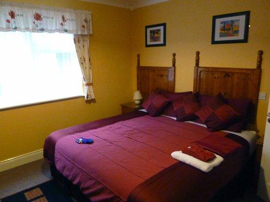 Augusta Lodge: habitacion
