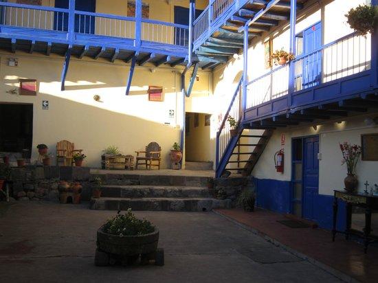 FamDreams Casa Hospedaje: 1er patio de los 3 que tiene