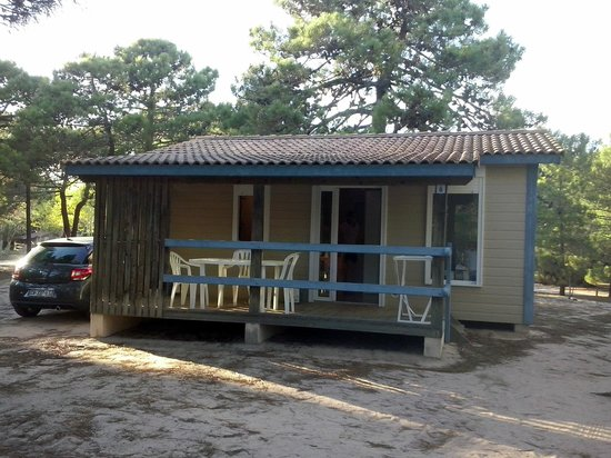 Camping Golfo di Sogno : Chalet