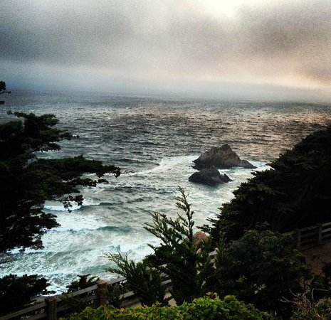 Lands End: Stunning view!