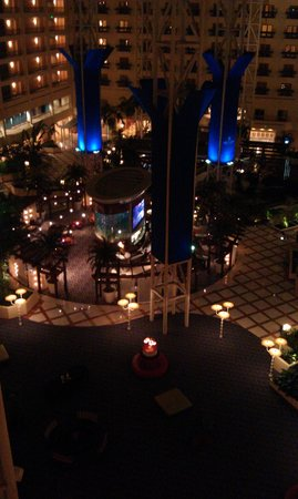 Renaissance Orlando at SeaWorld: View from Room Balcony