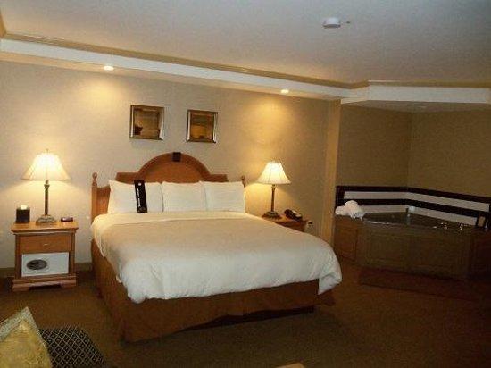 Ambassador Hotel: Amazing jacuzzi