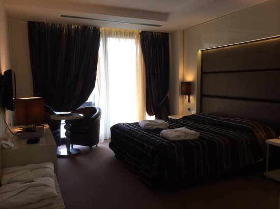 Fonte del Benessere Resort: Junior suite