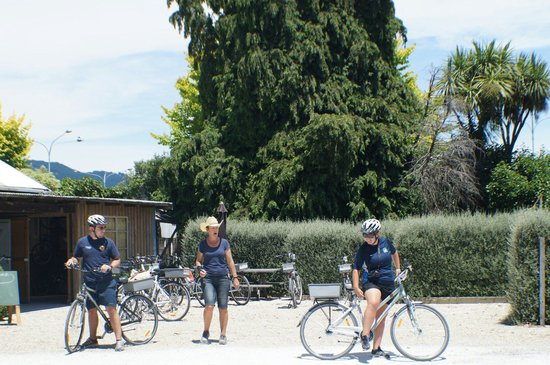 The Gentle Cycling Company : Gentle Cycling Company