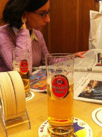 Reissdorf am Hahnentor: Tasty Kölsch