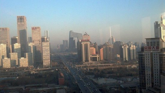 Renaissance Beijing Capital Hotel: View from Hotel
