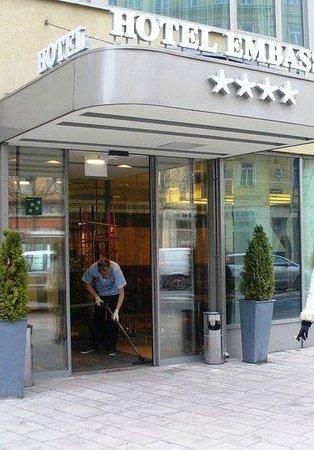 Eurostars Embassy Hotel: embassy